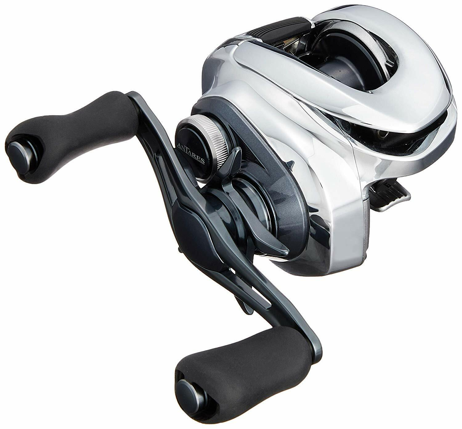Shihommeo 19 antares hg right-handed 7.4  1 casting reel cog bass f s from japan