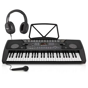 Mk 2000 54 Key Portable Keyboard By Gear4music Starter Pack 5060218384946 Ebay
