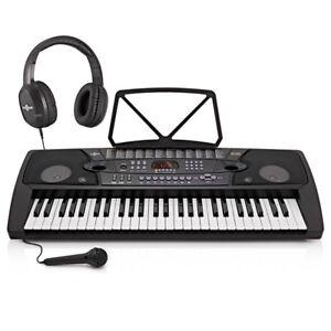 Mk 2000 54 Key Portable Keyboard By Gear4music Starter Pack 5060218384946 Ebay