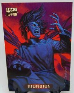 1994 Marvel Masterpieces, 1 Single Base Card, #79, Morbius.