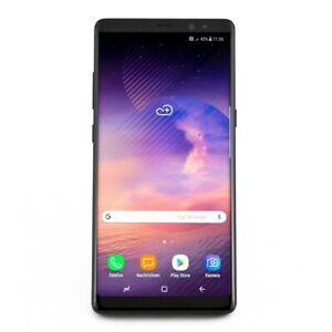 Samsung-Galaxy-Note-8-DS-64GB-Black-Gebrauchtware-akzeptabel-neutral-verpackt