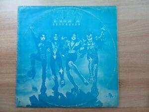 KISS-Destroyer-Korea-LP-12-034-Vinyl-Record-RARE