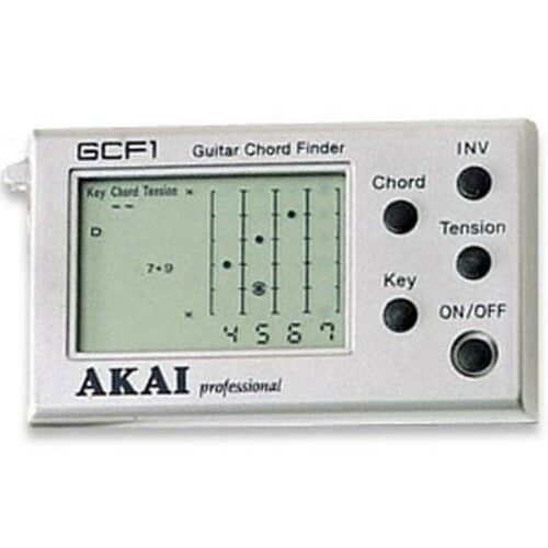 Akai GCF1 Pocket Electronic Guitar Chord Finder | eBay
