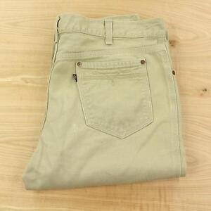 vtg-usa-Levi-039-s-627-black-tab-36-x-29-22627-4223-jeans-talon-42-bell-bottom-flare