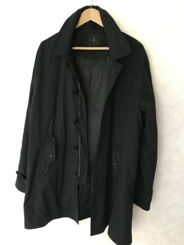 Marc 44chest Conran black uk Over Jasper 42 Style extra Large Coat AT5qvwx4