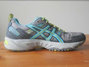 Details zu Asics Gel Venture 5 Trail Women's Running Shoes Size 7.5 T5N8N 1040