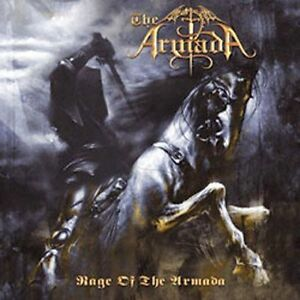 ARMADA-Rage-of-the-Armada-CD-13-tracks-FACTORY-SEALED-NEW-2003-LMP-Germany
