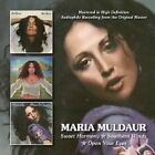 Maria Muldaur - Sweet Harmony Southern Winds Open Your Eyes CD