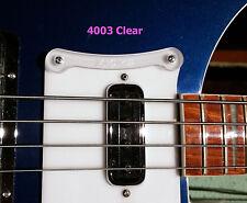 Zero Mod Thumb Rest / Tug Bar for Rickenbacker 4003 Bass - NO Modifications