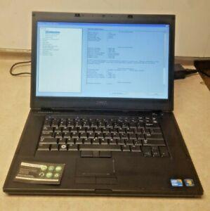 Dell-Latitude-E6510-15-6-034-Laptop-Core-I7-M620-2-67GHz-4GB-RAM-NO-HDD-TESTED-FS