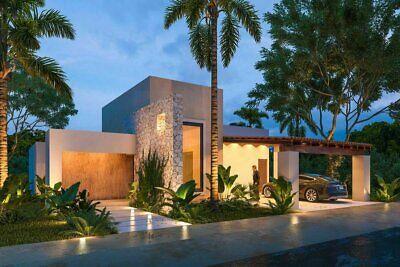 Casa en Venta de Una Planta en Privada Rocío al Norte de Mérida