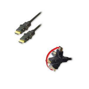 1m-HDMI-Winkel-Kabel-High-Speed-gewinkelt-schwenkbar-knickbar-drehbar-4K-NEU