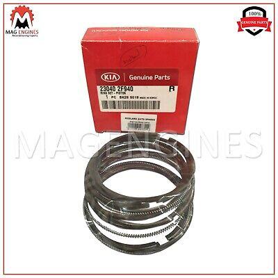 23040-2A900 PISTON for Hyundai Kia Genuine OEM 230402A900 RING SET