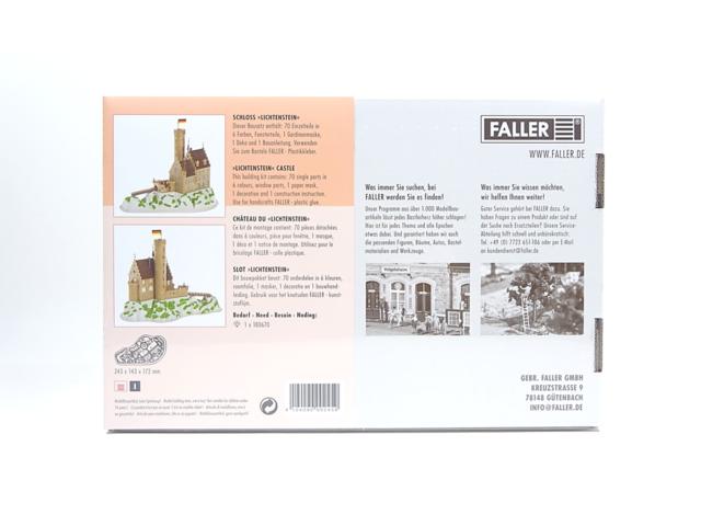 NEU in OVP 2 Stück Faller 170826 Dekorplatte Römisches Kopfsteinpflaster