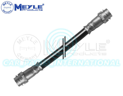 100 611 0043 Rear Axle Meyle Germany Brake Hose