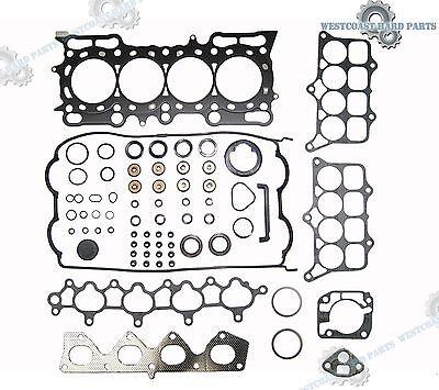 *NEW* 97-01 Honda Prelude Si 2.2 H22A4 DOHC 16V Cylinder Engine Head Gasket Set