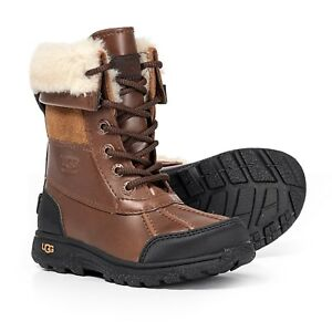 deca93f15b7 UGG Australia Big Kids' BUTTE II Winter Snow Boots (Size 4 & 5 ...
