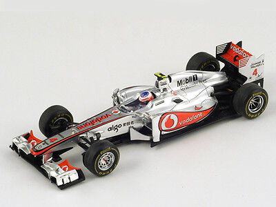 Button McLaren Mercedes MP4-26 Formel 1 GP Ungarn 2011-1:43 Spark 3029