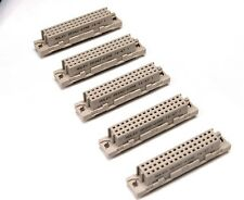 5 Five Molex 48 Pin Female 1a 250v 3 Row 41612 Din Connector 85042 6098