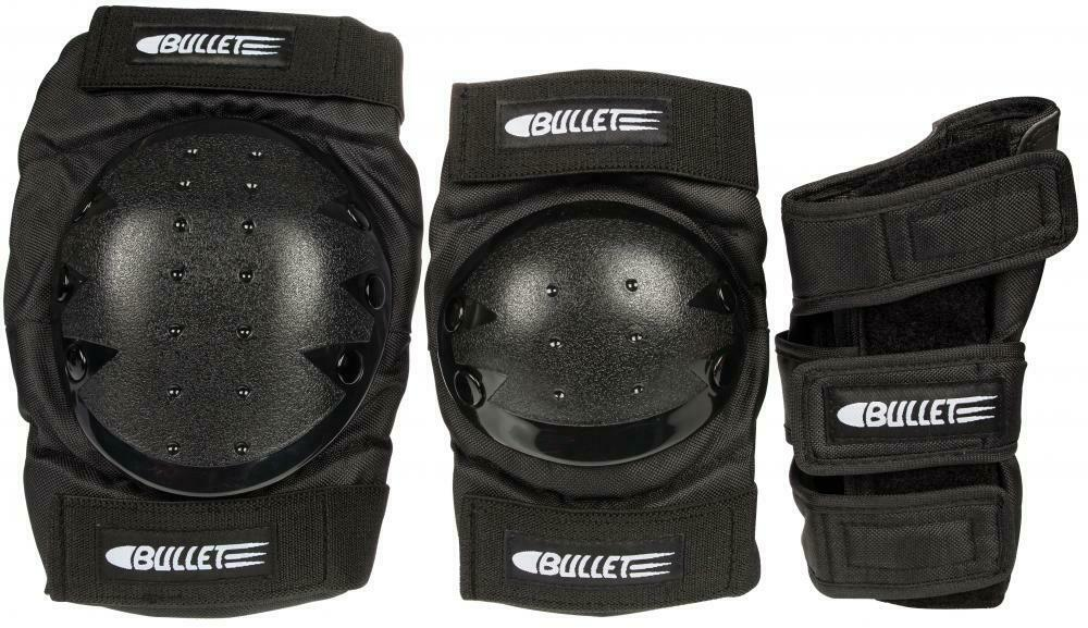 Bullet Combo Deluxe Adult Safety Pad Set