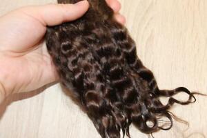 "Doll hair color HONEY 0.35 oz Mohair reborn BJD Blythe Lati 5 /"" Angora Curls"