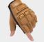 thumbnail 11 - Half Finger Tactical Military Gloves Fingerless Multicam Outdoor Shooting Gloves