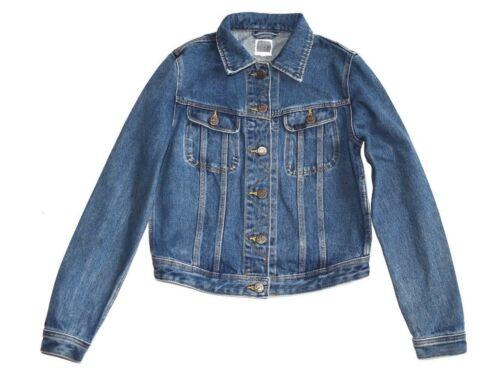 Ladies Ex Lee Rider Denim Jacket /'Dark Stonewash/' RRP £100 L206 SECONDS