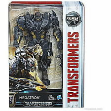 Transformers The Last Knight Voyager Class Premier Wave 2 Megatron Action Figure