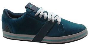 Scarpe Sportive D65346 Blu Lacci In Pelle Uomo Prestazioni Ohne Con Adidas D74 A15xwqtv