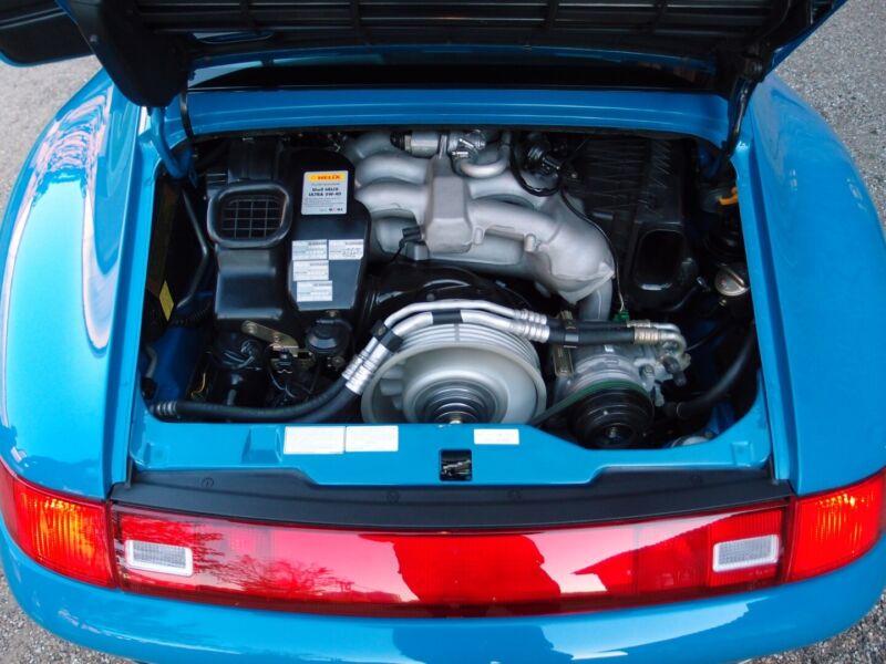 Porsche 911 Targa aut. - 8