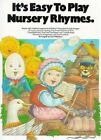 It's Easy to Play Nursery Rhymes by Cyril Watters (Paperback, 1984)