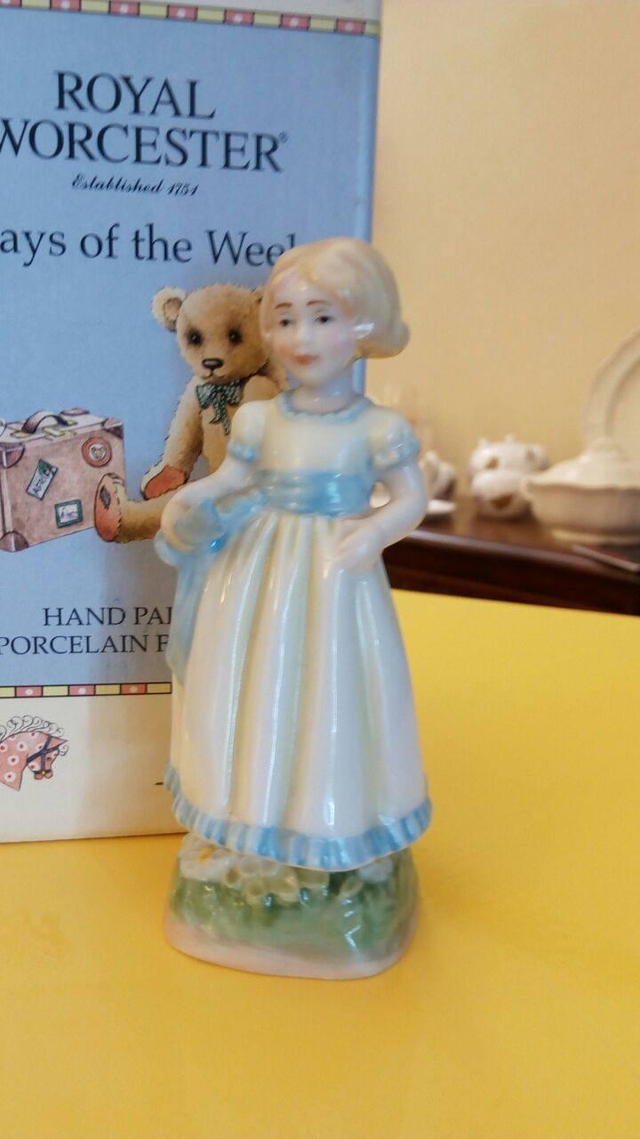 Royal della Worcester statuina figurina