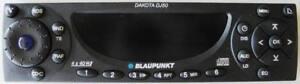 BLAUPUNKT Radio DAKOTA DJ50 Bedienteil Ersatzteil 8636594363 Sparepart
