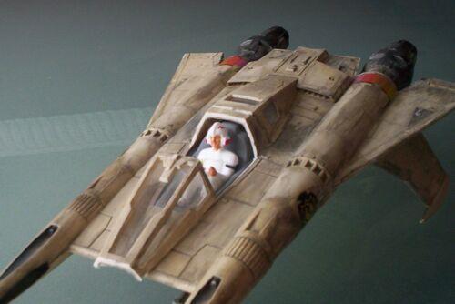 buck rogers custom 1//35 scale seated starfighter pilot