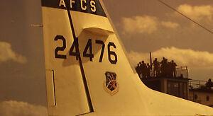 1-x-gerahmtes-original-Farb-Dia-Slide-Air-craft-air-force-Staffelzeichen-22