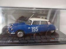CITROEN DS211:43 Diecast Escala Modelo Rally Monte Carlo Rally 1966