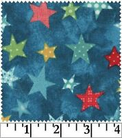 Warm Wishes By Red Rooster - Dark Blue Stars