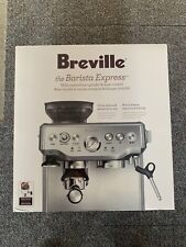 Breville The Barista Express Espresso Machine.