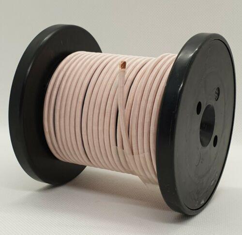 HF Toron 630 x 0,10 mm SOIE 5 km CUIVRE Toron Litz Wire lötbar Bobine