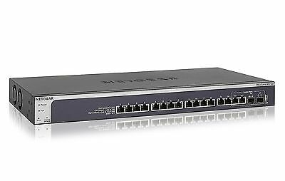 *NEW* NETGEAR XS716T ProSafe 16 Port 10 Gigabit Smart Switch XS716T-100NES