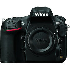 Nikon D810 36.3MP 1080p FX-Format DSLR Camera  (Body Only) Factory Refurbished