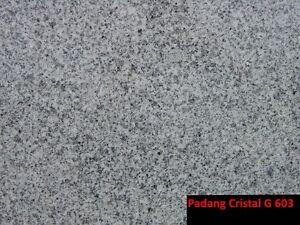 Granit-Platten-Fliesen-grauweiss-G-603-poliert-Marmor-Padang-dunkel-Frostbestaendi
