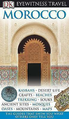 DK Eyewitness Travel Guide: Morocco (French Edition)-ExLibrary