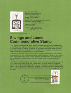 8111-18c-Savings-and-Loans-Stamps-1911-USPS-Souvenir-Page