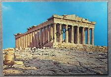 GRECE PARTHENON     postcard