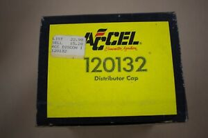 NOS-Accel-Distributor-Cap-for-V6-Buick-HEI-24-99-Shipped-Part-120132