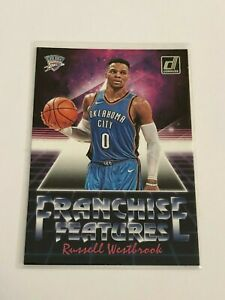 2018-19-Donruss-Basketball-Franchise-Features-Russell-Westbrook-Thunder