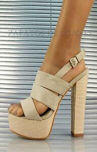 4ab118343e2 La imagen se está cargando Sandalias-sexy-elegante-zapatos-de-verano-2019 -tallas-