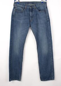 Levi's Strauss & Co Hommes 505 Jeans Jambe Droite Taille W34 L34 BCZ64
