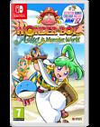 Wonder Boy Asha in Monster World (Nintendo Switch, 2021)